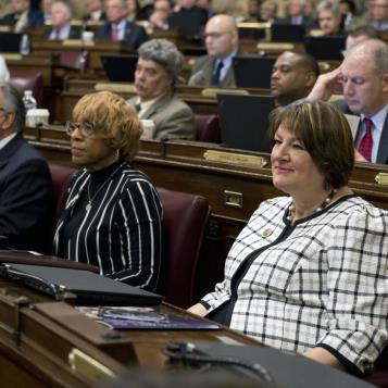 Rep. Maureen Madden agrees with Gov. Tom Wolf's smart and responsible 2017-18 budget proposal, which includes investments in education and fights the opioid crisis.