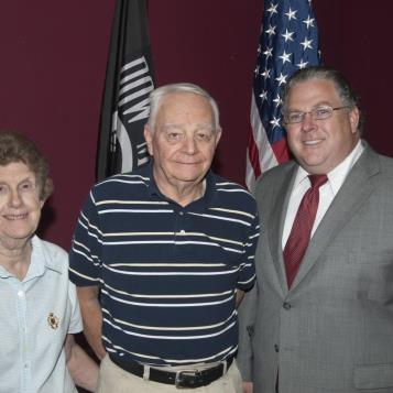 State Rep. Tim Briggs hosted a free luncheon on Sept. 14 to honor veterans living in his 149th Legislative District. Attendees received a certificate of recognition for their service from the Pennsylvania House of Representatives.